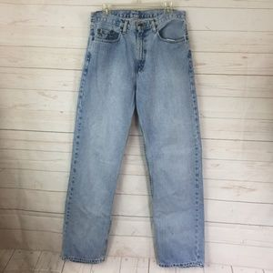 "Ralph Lauren The Easy Fit 32"" x 32"" Vintage Jeans"